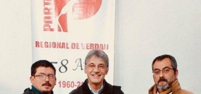 LA GRAN MARCHA DE LOS PROFESORES Y EL CHOQUE CON LA MINISTRA DE EDUCACIÓN