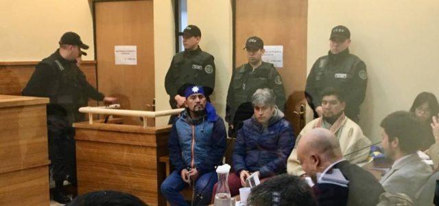"""Curamil: """"Existe una persecución política a los mapuche que defienden la tierra"""""""