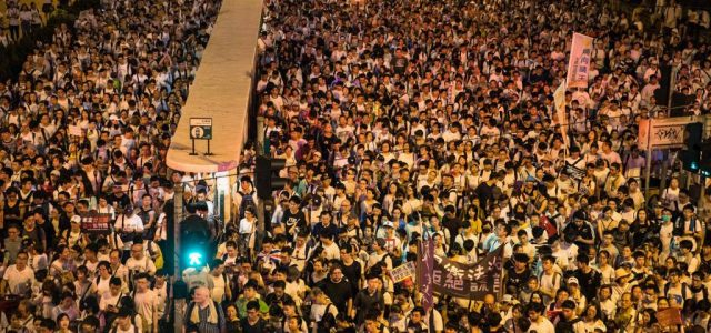 Hong Kong: protestas y desconfianza