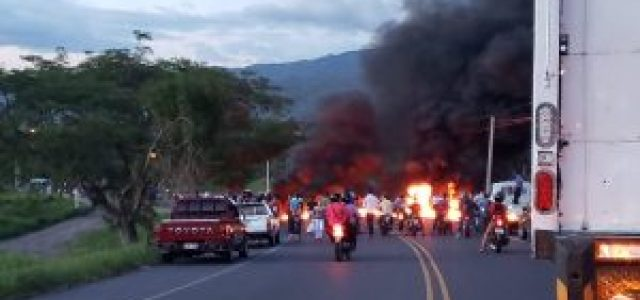 Honduras – Manuel Zelaya: «La única opción que tenemos es la rebelión»