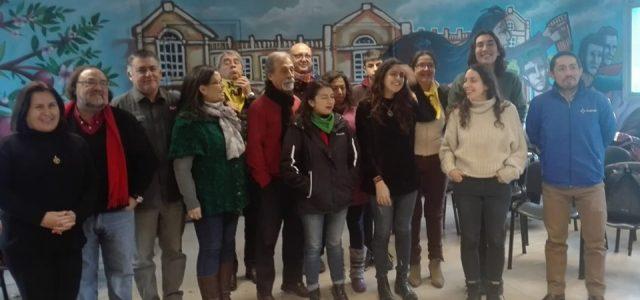 Organizaciones de Trabajadores y movimientos sociales acuerdan defender conjuntamente los derechos sociales y solidarizan con el Paro de los Profesores de Chile.