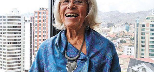 Falleció Marta Harnecker. Destacada intelectual marxista y revolucionaria chilena.