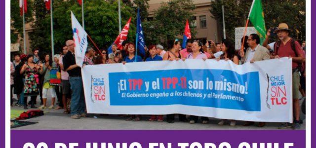 Semana 24 al 28 junio: Chile Pasa a la Ofensiva contra el TPP-11