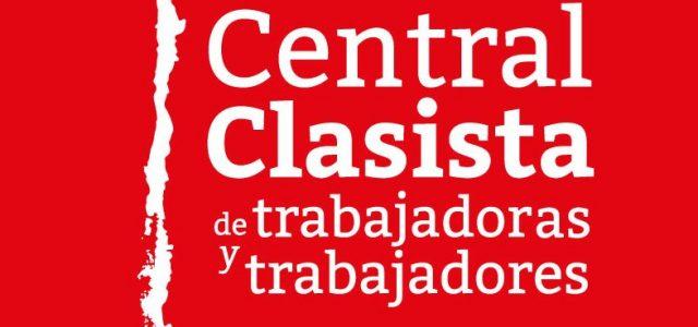 Central Clasista de Trabajadores de Chile rechaza intervención imperialista contra Venezuela.