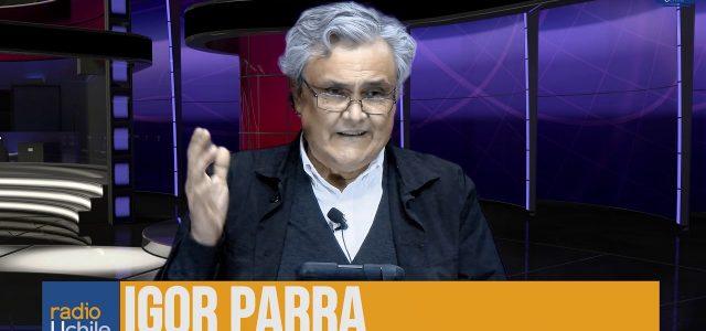 Igor Parra:  Zona central litoral de chile como refugio climático