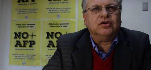 Radio Universidad Central entrevista a Patricio Guzmán S. sobre pensiones