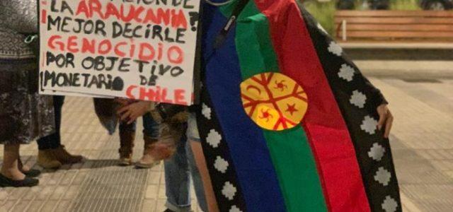 Antofagasta se sumó a jornada de indignación nacional por la gestión del Gobierno