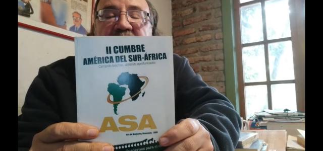 ÁFRICA. EN LO CORTÉS NO QUITA LO CONSTITUYENTE. Micro Programa de la Fundación Constituyente XXI.
