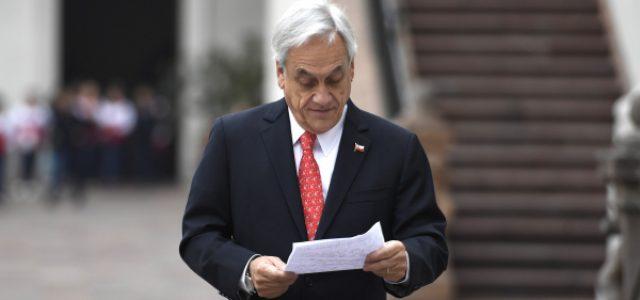 Piñera en la encrucijada: sin crecimiento y sin relatos