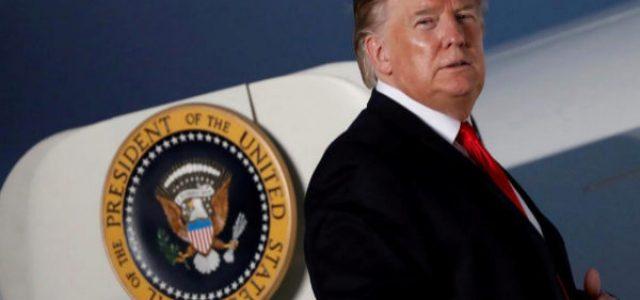 Trump amenaza con hundir a México en una recesión con los aranceles por la inmigración ilegal