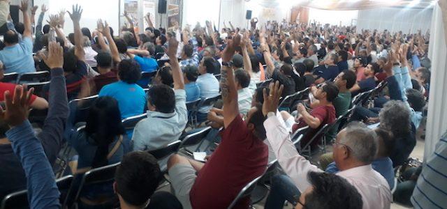 Trabajadores de Chuquicamata rechazan oferta de Codelco y la huelga se extiende