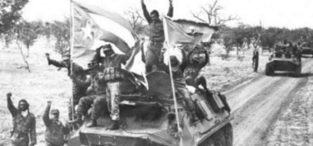 La contribución de Cuba a la liberación de África y a la lucha contra el apartheid