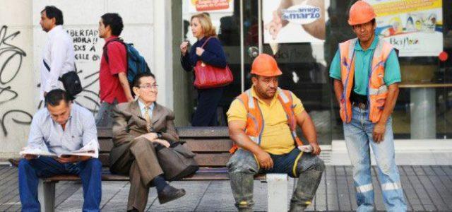 Desempleo en Chile registra una nueva alza y llega al 7,1%