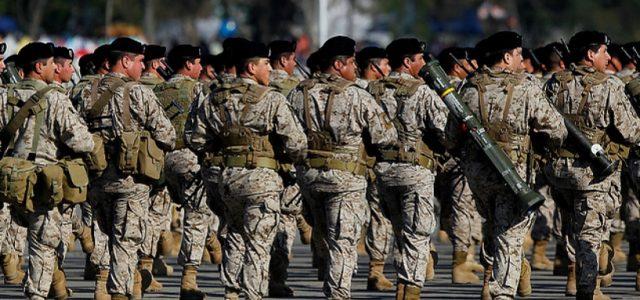Fuerzas Armadas recibe el 75% de los excedentes de Codelco