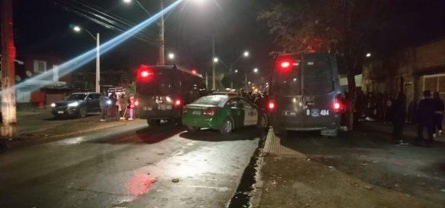 Gatillo fácil: Joven de 18 años es asesinado por disparos de Carabineros en Cerro Navia