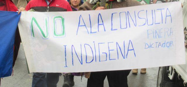 Representantes del pueblo mapuche, tras reunión en el Congreso, deciden formar un gobierno en el sur