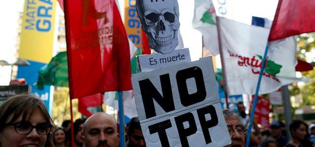Chile experimenta por primera vez una resistencia importante a los TLC