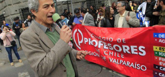 """Profesores resuelven seguir paralizados ante """"intransigencia"""" del Gobierno"""