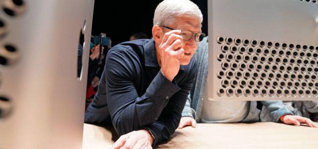 Apple se lleva a China la producción del Mac Pro y no fabricará ningún producto en EEUU