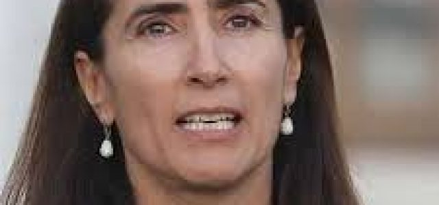 La cuestionada ministra Carolina Schmidt a la cabeza de la cumbre sobre cambio climático COP25