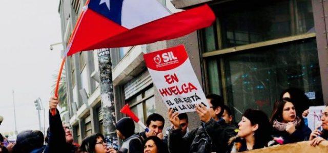 SIGNIFICADO DE LA HUELGA DE WALMART CHILE: EL PUNTO MÁS ALTO DE UNA OLEADA OBRERA DE MOVILIZACIONES EN CONTRA DEL RÉGIMEN