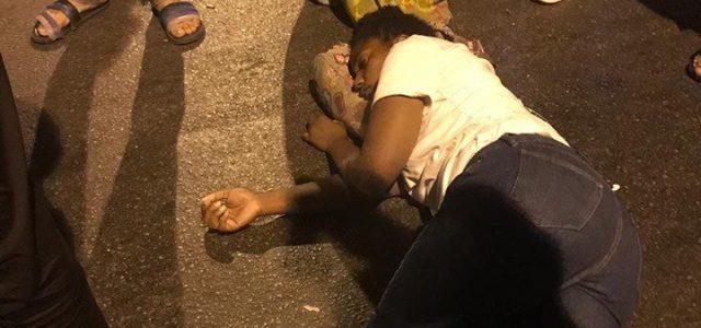 Desde Chile condenan represión de fuerzas marroquíes contra manifestantes saharauis y el asesinato de una joven saharaui.