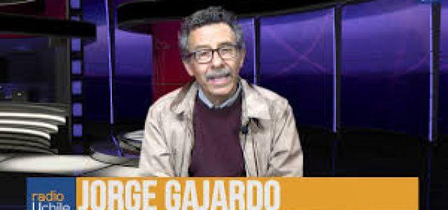 Jorge Gajardo: Ralentización de la economía chilena