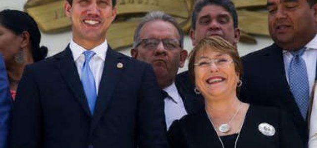 Venezuela. El informe selectivo de Bachelet, tan cerca de Washington y tan lejos de Caracas