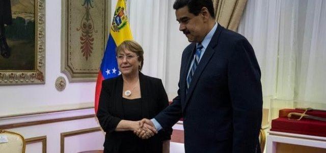 Defensores de DDHH, dirigentes e intelectuales de AL expresan conjuntamente su desacuerdo con el Informe Bachelet sobre Venezuela.