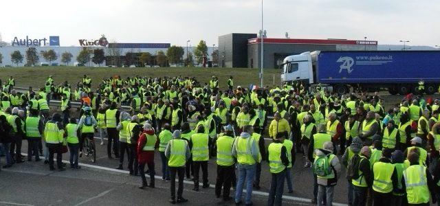 Francia – Los chalecos amarillos
