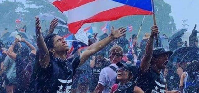 Puerto Rico – El pueblo en la calle ha logrado voltear al mal gobierno de Roselló / Euforia en todo el país