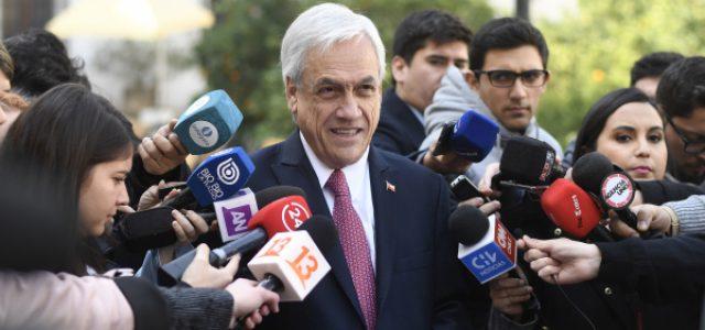 Sebastián Piñera y el modelo de hipocresía en derechos humanos