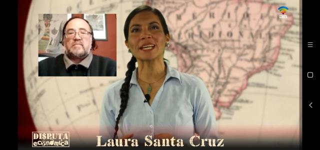 ProgramaTV #DisputaEconomica2: Sobre Área de Libre Comercio en AL/Denuncias en Ecuador.
