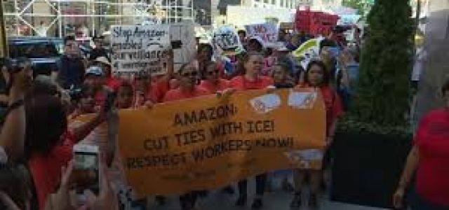 EEUU – La huelga de los trabajadores de Amazon el 15 y 16 de julio
