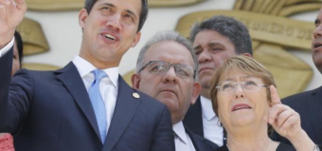 ¿Es creíble el informe Bachelet sobre Venezuela?. Por Marcos Roitman R