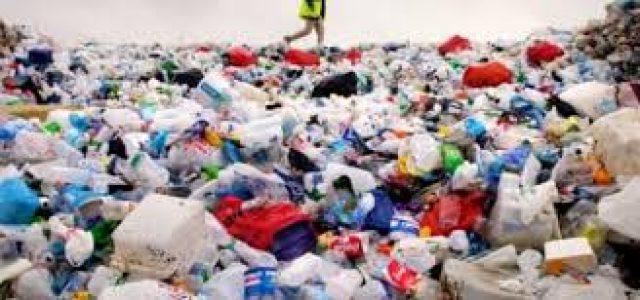 Fraude en Inglaterra con reciclaje de basura plástica