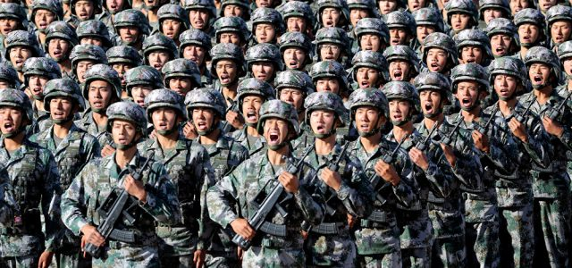 El libro blanco de defensa militar china en la nueva era