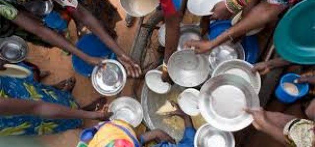 Crece el hambre en el mundo