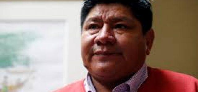 Carta de Marcelo Catrillanca a diputado Andrés Molina