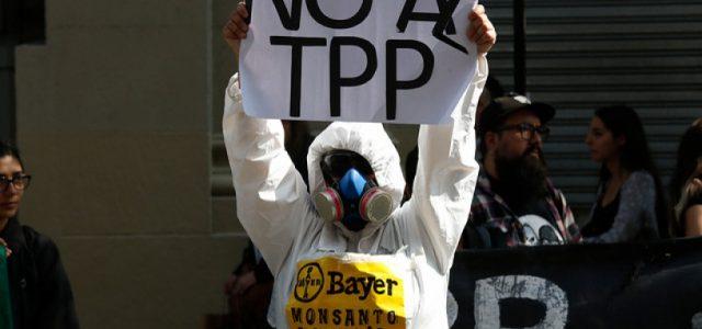 Chile contra el TPP-11: Plebiscito culmina con más de 580 mil votos y un 92,7 por ciento rechaza
