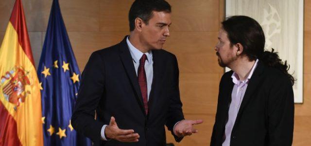 Estado español – El gobierno de coalición, en vía muerta. ¿Y ahora qué?