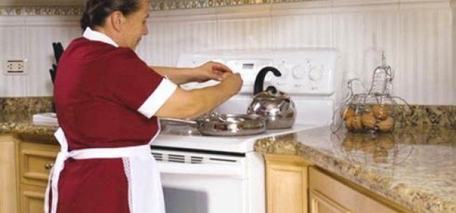 Conversando con una septuagenaria trabajadora doméstica