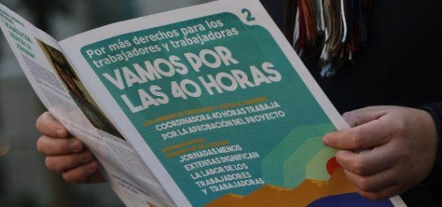 CONTRA LA PRECARIEDAD: JORNADA DE 40 HORAS SIN FLEXIBILIDAD NI GRADUALIDAD
