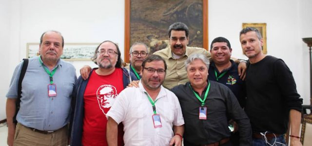 Foro de Sao Paulo, Venezuela y la izquierda chilena. Por Esteban Silva