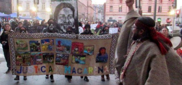 VALPARAÍSO: A 3 AÑOS DEL ASESINATO DE MACARENA VALDÉS MARCHAMOS POR EL JUICIO Y CASTIGO A LOS CULPABLES