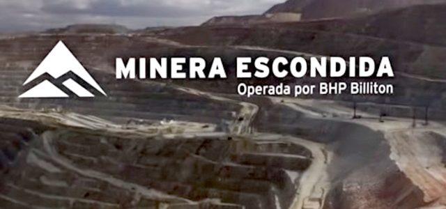 Corte de Antofagasta ordena a Minera Escondida reincorporar a trabajador que despidió por mensajes en whatsapp