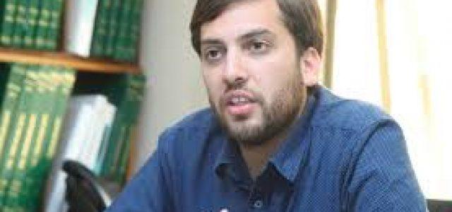 """Raúl Soto por su renuncia a la DC: """"Lo que se está haciendo es actuar como otro partido de Gobierno"""""""