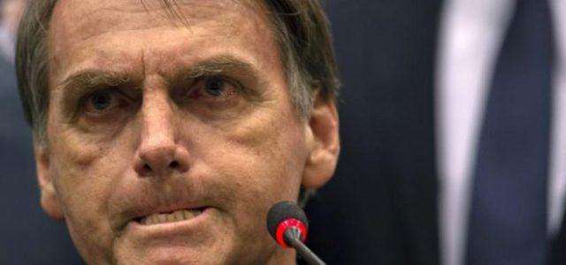 Brasil – Bolsonaro destruye la Amazonia