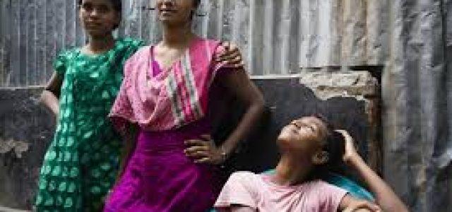 Esclavas sexuales en Bangladesh