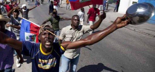 Haití – Entrevista a Mónica Riet de la Coordinadora contra las Tropas de Ocupación y en solidaridad con la nación haitiana
